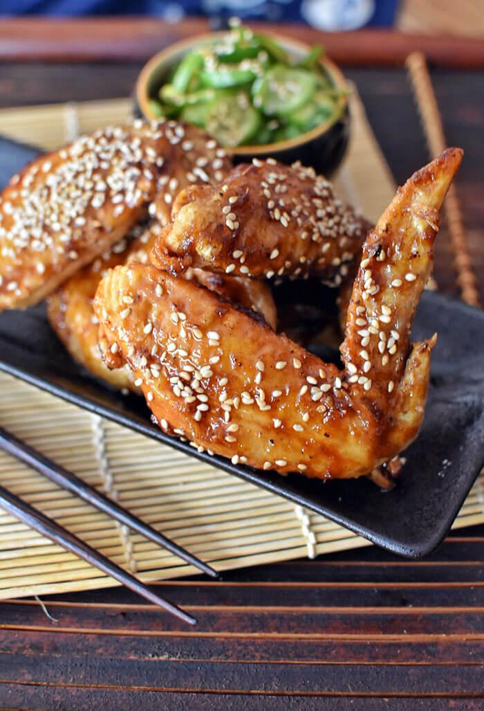 Tebasaki - Nagoya Style Chicken Wings