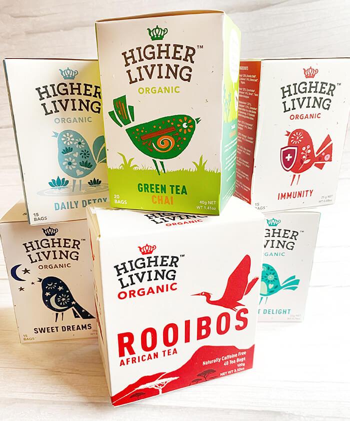Higher Living Organi Tea